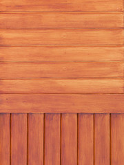 Wall Mural - Wood board