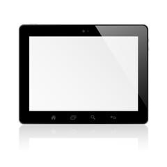 horizontal tablet pc