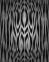 Illusion gray background