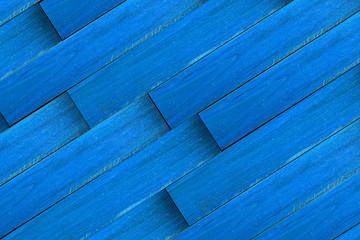 Grunge blue wood panels background