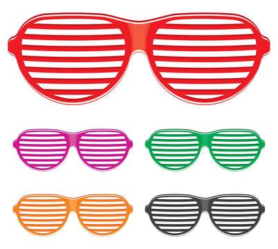 shutter shades sun glasses