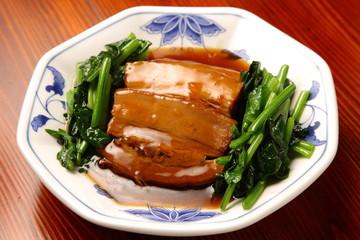 Chinese stewed pork
