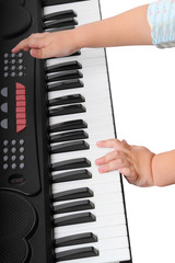 Child and synthesizer