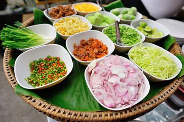 Ingredient for thai food