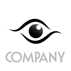 Logo eye # Vector