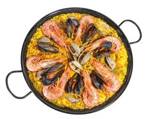 Gastronomía típica española.