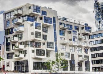 modern building I