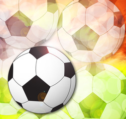 Football (Classic soccer ball)