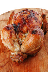 poultry : homemade roast turkey