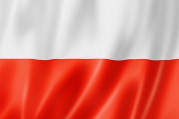 Fototapeta Polish flag obraz