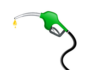 abstract petrol pump icon