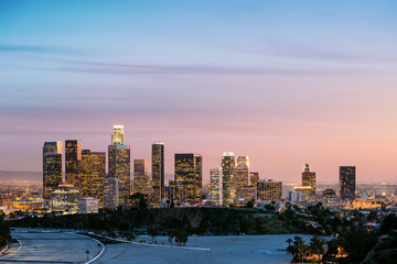 Fototapete - Los Angeles