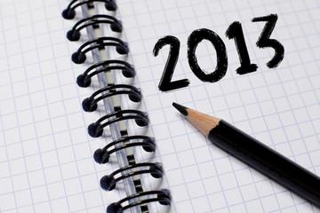 agenda a spirales 2013