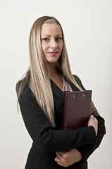 Foto op Aluminium Kapsalon Business woman #7