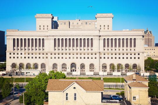 Milwaukee County Courthouse