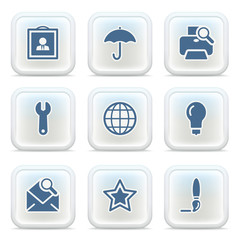 Internet icons on buttons 9