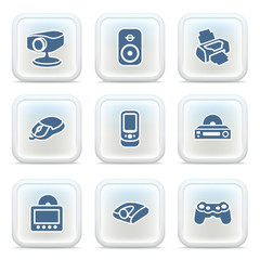 Internet icons on buttons 21