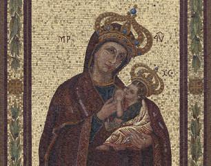 Roma, vaticano, mosaico
