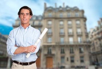 Architect in Paris