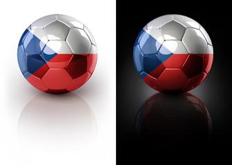 Pallone da calcio Repubblica Ceca