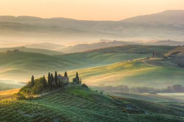 Wall Mural - Toscana, paesaggio. Italia