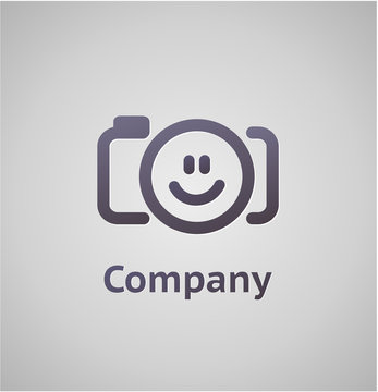Логотип для фотостудии