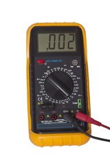 tester for measuring the parameters of electrical circuits