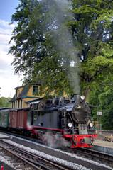 Fototapete - Lokomotive
