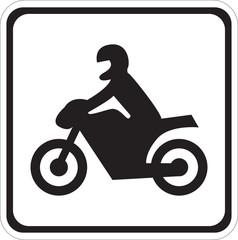 Fotomurales - moto