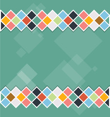 abstract background cube design vector illustration eps