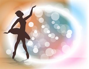 Danza tra luci e colori