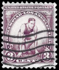 USA - CIRCA 1932 Runner