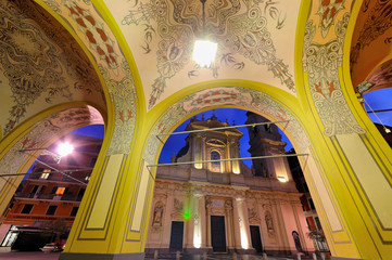 Basilica Santa Margherita Ligure