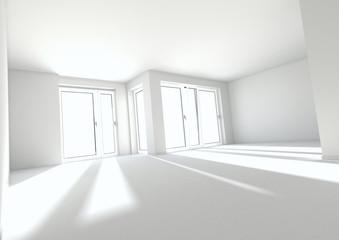 leerstehender Raum