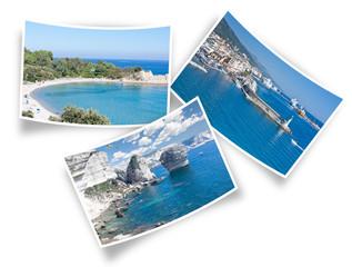 Cartes postales, Corse, île de Beauté