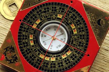 羅庚 Luopan 羅盤 Китайский компас Kompas