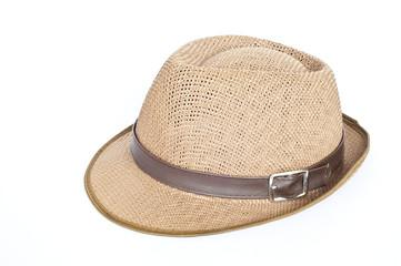 Fedora hat.