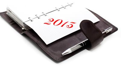 agenda nouvelle année 2013