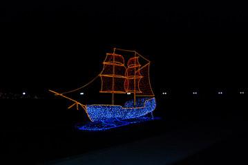 Световой корабль