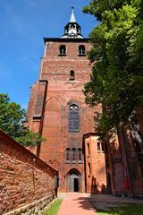 St. Michaelis Kirche Lüneburg, Deutschland