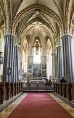 Inner City Parish Church in Budapest