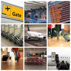 Airport and travel
