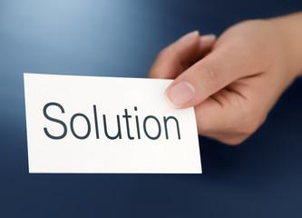 Lösung