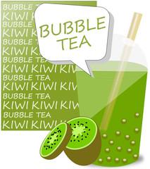 Bubble Tea Kiwi
