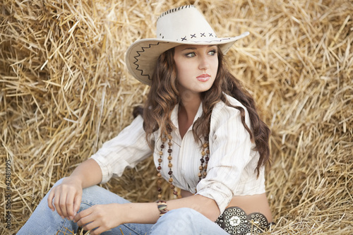 quotsexy cowgirlquot stock photo and royaltyfree images on