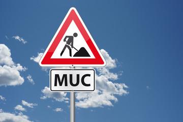 Flughafenausbau München (MUC) - Startbahnerweiterung