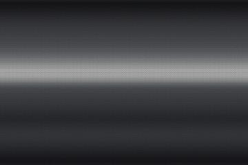 Lochblech mit Lichtreflex