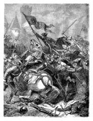 Joan of Arc : Captured ! - 15th century