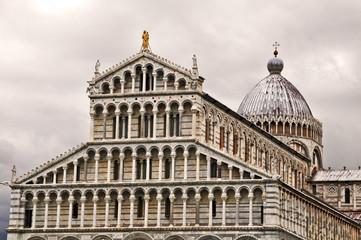 Pisa, piazza dei miracoli - Duomo