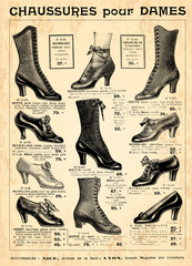 Wall Mural - Chaussures pour Dames